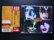 THE VERY BEST OF -  KISS - 2012 JAPAN RMST SHM-CD