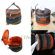 Waterproof Toilet Paper Storage Holder Roll Case Outdoor Camping Tent