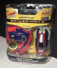 MicroBlast Racer Spiderman 2 Remote Control Car 27MHz MARVEL