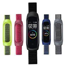 Correa Recambio para Xiaomi Mi Band 4 3 Pulsera De Nailon reloj inteligente