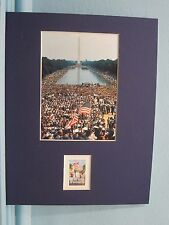 Martin Luther King - I Have a Dream Speech & The March on Washington stamp
