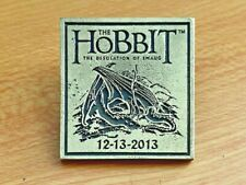 "The Hobbit ""The Desolation of Smaug"" Pin"