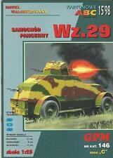 GPM 146  Panzerwagen Wz.29   1:25
