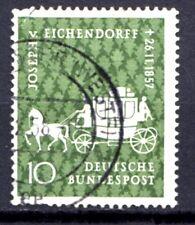 Germany - 1957 Joseph von Eichendorff / Coach Mi. 280 FU