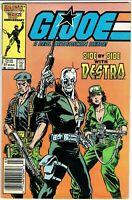 🔥GI Joe #57 - Marvel - 1987 - Comic Book NewStand! NICE🔥
