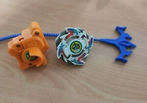 Dragoon V - Beyblade With Launcher & Ripcord Old Generation - Takara Tomy