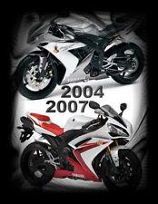 AUFKLEBER-LOGO-SET Y YZF R1 2004-2007