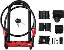 ABUS U-Lock # Ultimate Combopack 420 STD + USH # 9 inch U/ 14mm round