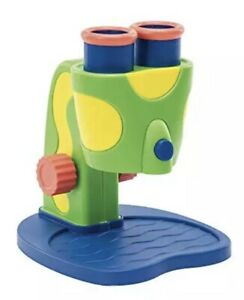 Educational Insights GeoSafari Jr. My First Microscope, Ages 3+ NEW