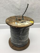 Alpha Wire 6033C 500ft Communication Control Cable 300V 20 AWG 3 Element 6 Wire