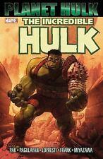 Planet Hulk (2008, Paperback)