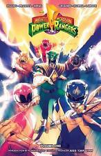 Mighty Morphin Power Rangers, Volume 1, Higgins, Kyle MINT *SIGNED* Forbidden Pl