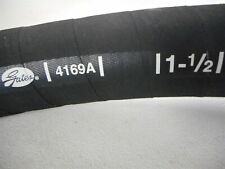 """4169A NEW GENUINE GATES 1-1/2""""  SOFTWALL ENGINE COOLANT WATER HOSE 10' LENGTH"""