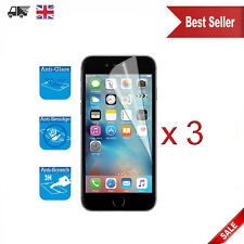 4-7 inch Screen Protector Cover Guard Film Foil x 3 For Apple iPhone 6 6s 7