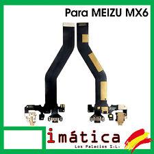 PLACA DE CARGA PARA MEIZU MX6 CONECTOR USB ANTENA MICROFONO VIBRADOR FLEX MEILAN