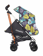 Cosatto To and Fro Multi-Coloured Travel System Single Seat Stroller