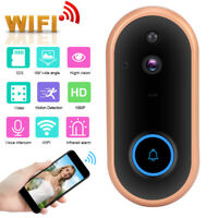 WIFI Two Ways Audio Intercom Doorbell 720P 1080P Video Camera IR Night View APP