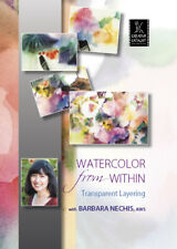 Watercolor from Within:  Transparent Layering by Barbara Nechis - Art DVD