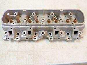 NOS 1961 1962 1963 Oldsmobile 215 V8 Aluminum Head Jetfire ! ! !