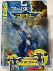 Rare Transformers Sonic Attack Jet MOC MINT CARD DELUXE
