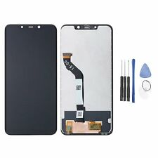 For XIAOMI Pocophone F1 Parts Replacement LCD Screen + Full Digitizer Assembly