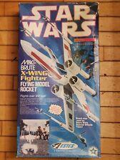 Estes Maxi-Brute Star Wars X-Wing Fighter 1302 model rocket Rare Complete x wing