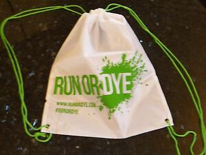 LOT of 100 Green Drawstring Backpack Beach School Camp Bag Cinch Swim Dance Tote