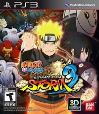 Naruto Shippuden: Ultimate Ninja Storm 3 Full Burst PlayStation 3 Free Shipping