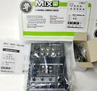 New Mackie Mix5 Compact 5 Channel Mixer Proven High Headroom Low Noise Clarity