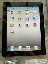 Apple iPad 2 32GB, Wi-Fi + Cellular (AT&T), 9.7in - Black