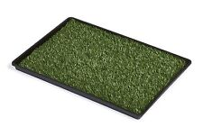 "Dog Potty Training Pee Turf Grass Pad Indoor Pet Patch Large 41"" Mat Trainer Pup"