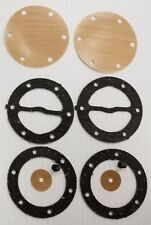 Snowmobile Fuel Pump Repair Kit Round Mikuni Dual/Triple Outlet LLP/Winderosa