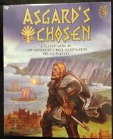 New Sealed Asgard's Chosen Board Game Mayfair Games 4128 1-4 Players