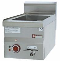 Modular Elektro Bainmarie Warmwasserbad Speisenwärmer 300x600x280mm Gastlando