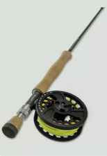 Orivis Encounter 9' 5wt Fly Fishing Rod And Reel W/ Carrying Case