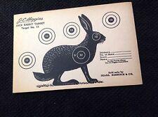 Vintage J C Higgins Jack Rabbit Target # 11 Sold by Sears Roebuck & Co