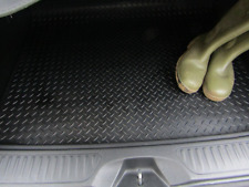 BMW E92 3 SERIES COUPE 2005 - 2012 RUBBER BOOT MAT WITH BOUND EDGE.