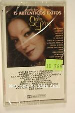 15 Autenticos Exitos by Sonia Lopez Label: SONY INT'L (Audio Cassette Sealed)