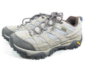 Merrell Moab Waterproof Hiking Shoe Women size 8