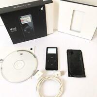  Apple iPod Nano 1ère Génération 2go noir A1137