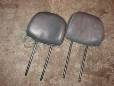 Renault clio sport 182 front seat headrests