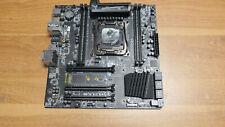 EVGA X299 Micro 2066  X299  SATA 6Gb/s  USB 3.1  USB 3.0  mATX Motherboard