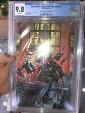 Batman Who Laughs:The Grimm Knight #1 CGC 9.8(Convention Exclusive)