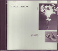 Casualty Park Clutch US CD (1993)