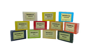 100% Natural, Handmade Soap(Bar) with Essential Oils, in Eleven fragrances
