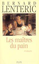 Les maîtres du pain - 1 ère Période // Bernard LENTERIC // 1 ère Edition