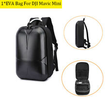Black Hardshell Backpack Waterproof Carrying Case For DJI Mavic Mini Accessories