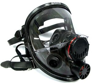 HONEYWELL NORTH 760008A North 7600 Series M/L Full Face Respirator Mask 1/Each