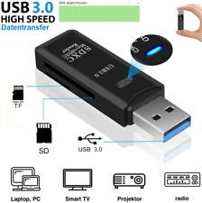 ?USB 3.0 KARTENLESER Stick CARD READER Kartenlesegerät MICRO SD XC Card Adapter?