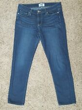 PAIGE womens Kylie Crop skinny jeans - size 30 --- 30 x 26 - GREAT condition